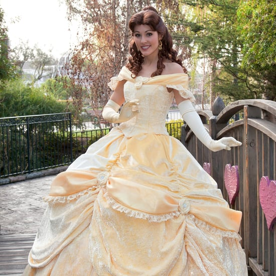 Beauty and the Beast Disneyland Attractions