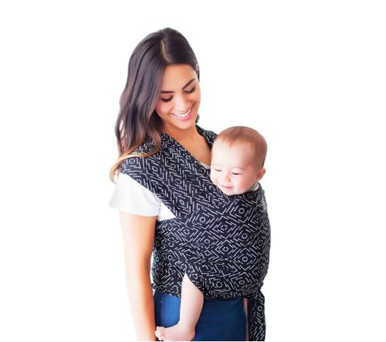 Petunia Pickle Bottom For Moby Wrap Baby Carrier