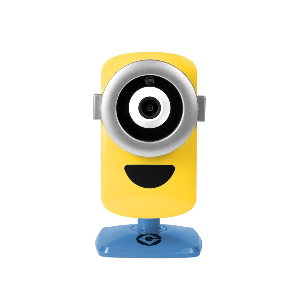 Minion Cam 720P HD Wi-Fi Security Camera