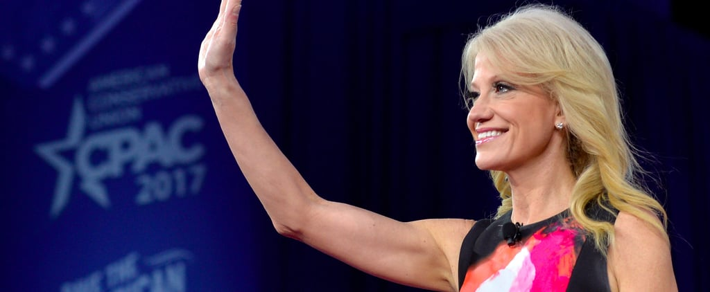 Kellyanne Conway Doesn't Know the Definition of Feminism — Sad!