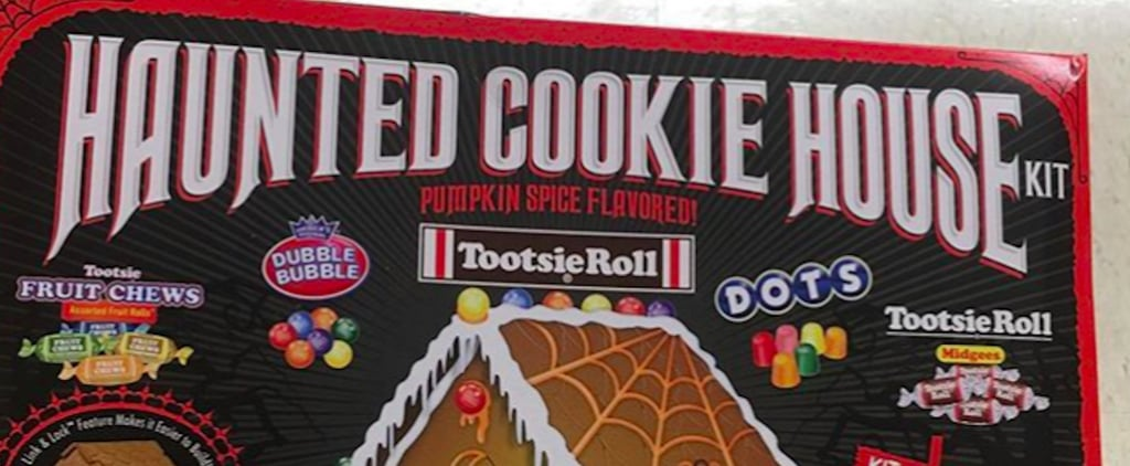 Pumpkin Spice Haunted House Cookie Kit