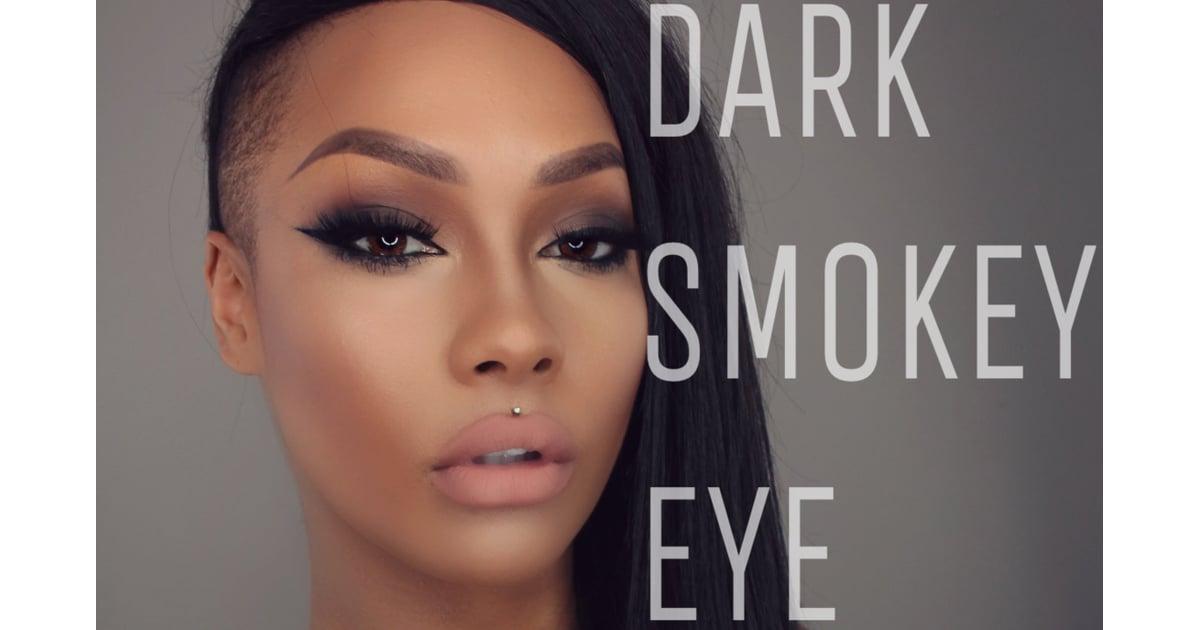 Smokey-Eye Makeup Tutorials
