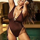 Ashley Graham Mother and Daughter Swimsuits For All Campaign