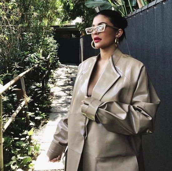 Kylie Jenner Karen Walker Sunglasses
