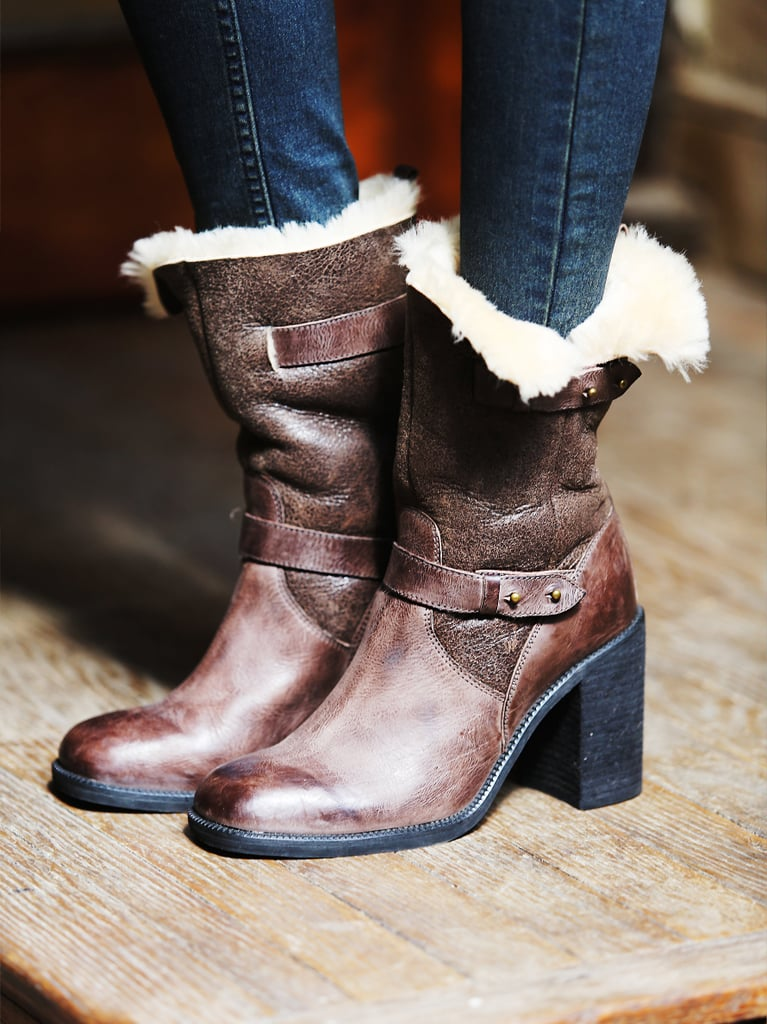 Jeffrey Campbell Arbour Shearling Boot