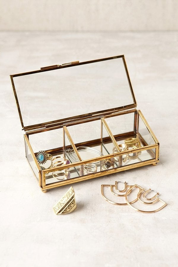 Keepsake Glass Display Box ($16)