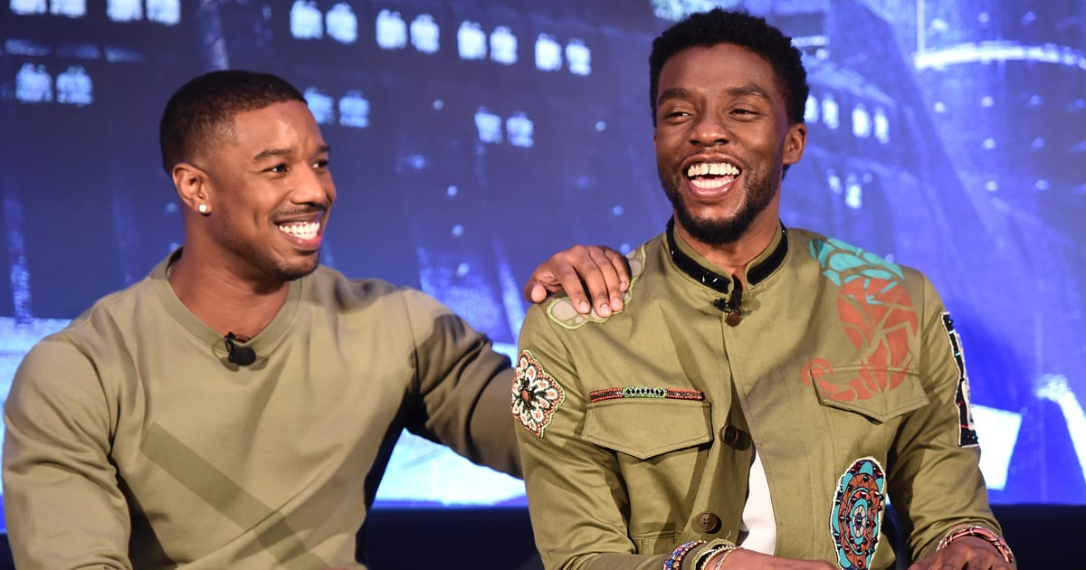 """Photo of Celebrities Remember Chadwick Boseman 1 Year After His Death: """"[You're] Still With Us"""""""