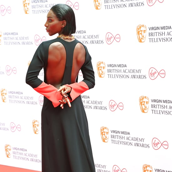 Best Dressed Celebrities at the 2021 BAFTA Television Awards