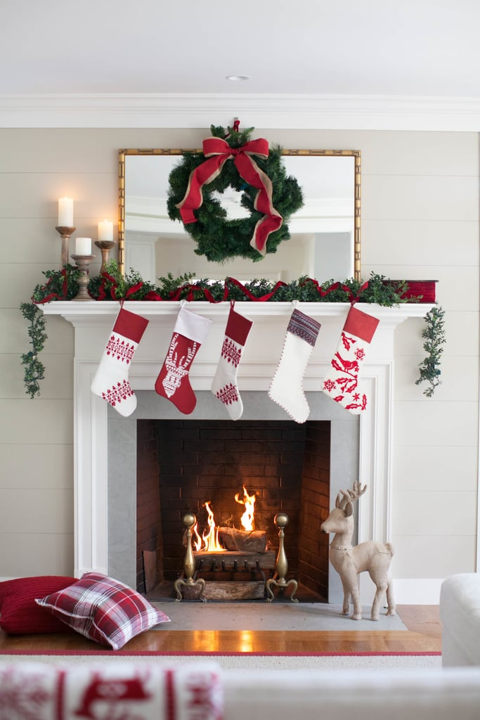 Holiday Mantle Decorating Tips From Abby Larson