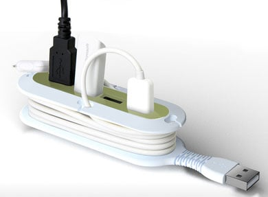 Photos of Quirky Contort USB Hub