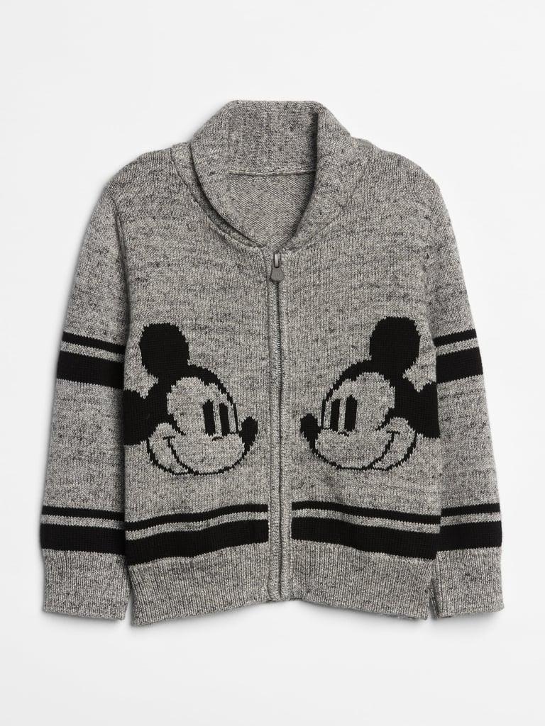 Disney Mickey Mouse Cardigan Sweater