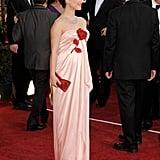 Black Swan's Natalie Portman Blossoms in Viktor and Rolf!