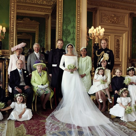 Prince Harry and Meghan Markle Official Wedding Pictures