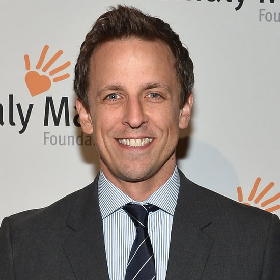 Seth Meyers Tweets About Halloween