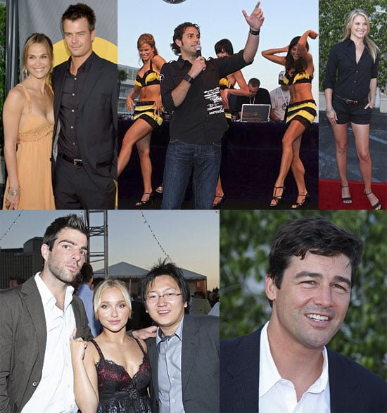 NBC All Star Party Includes Friday Night Lights Secrets