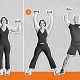 Warm Up: Jumping Jacks