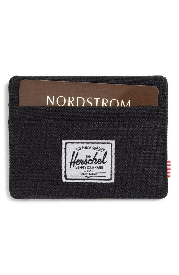 Herschel Charlie Card Case ($20)