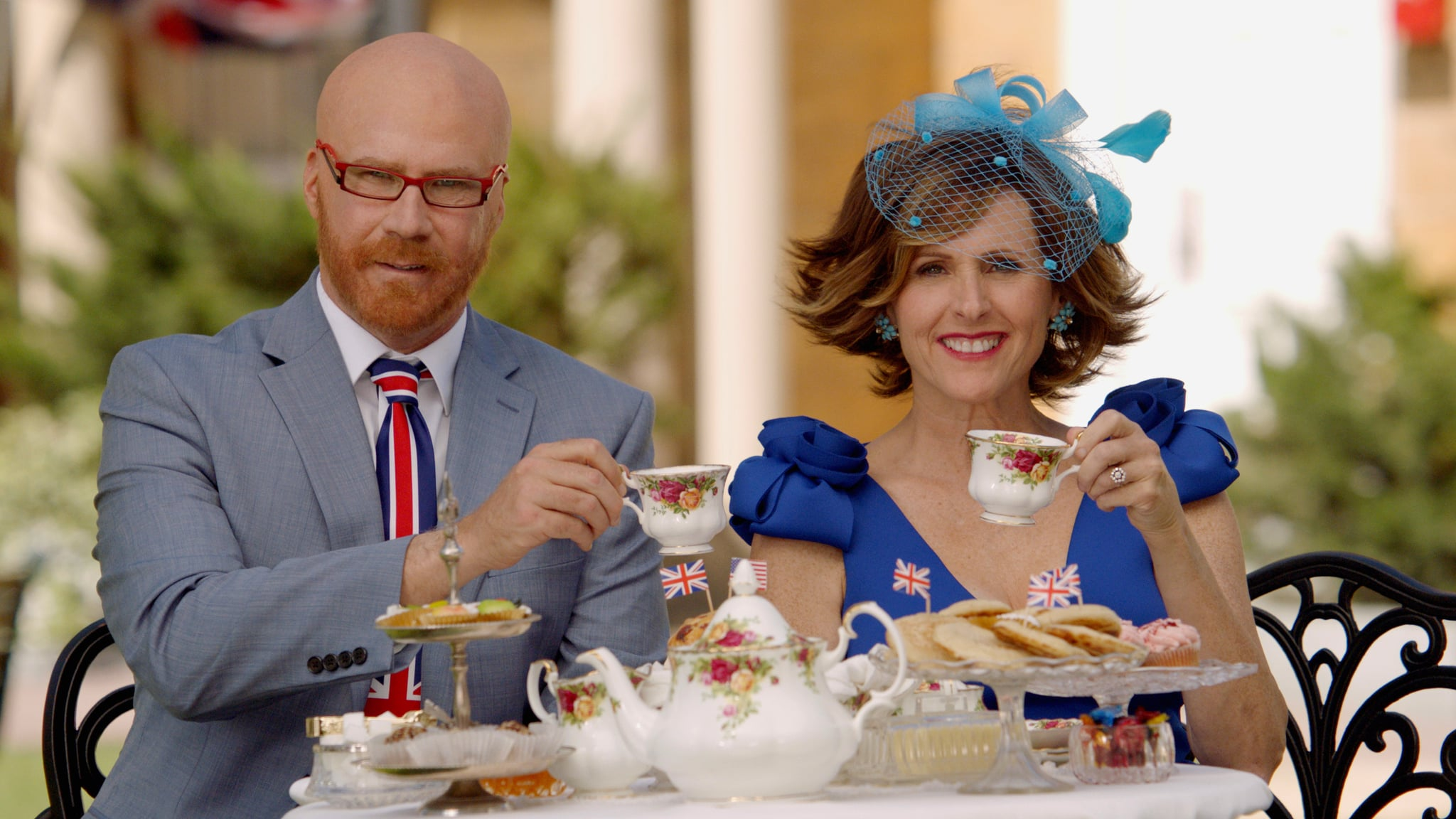 Coverage Of Royal Wedding.The Royal Wedding Live Will Ferrell And Molly Shannon Video