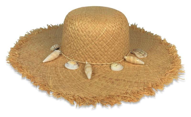 Hat Attack New York's Beachcomber Sunhat