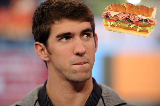 Michael Phelps Will Be the New Face of Subway