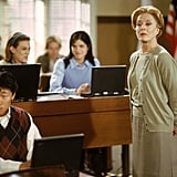 Holland Taylor as Professor Stromwell