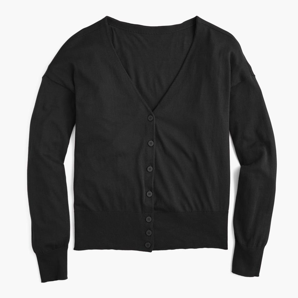 Universal Standard x J.Crew Cardigan Sweater