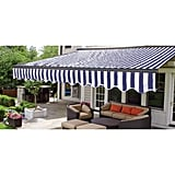 Retractable Patio Deck Awning