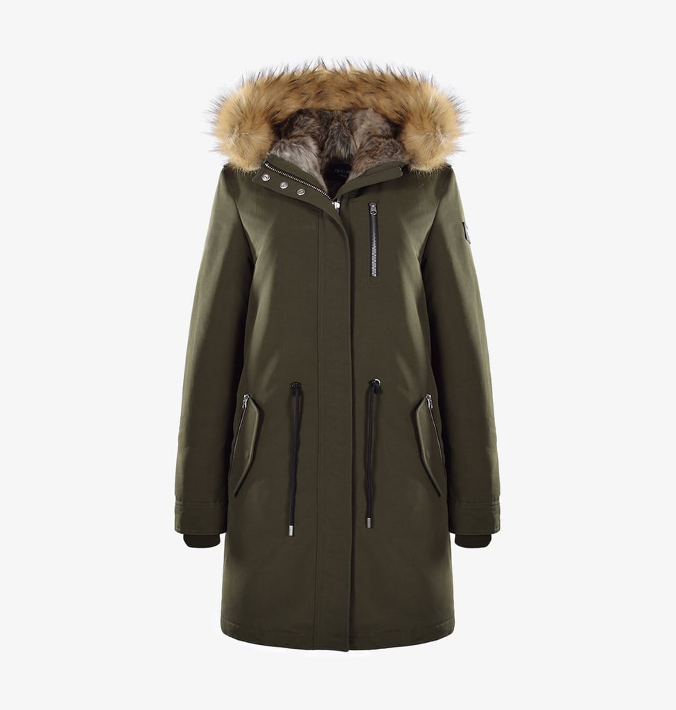 For All Kind Moss Parka
