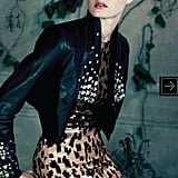 BCBG Max Azria's Fall Catalog — Part Hard, Part Soft, All Chic