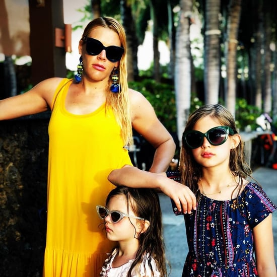 Busy Philipps Cute Family Photos