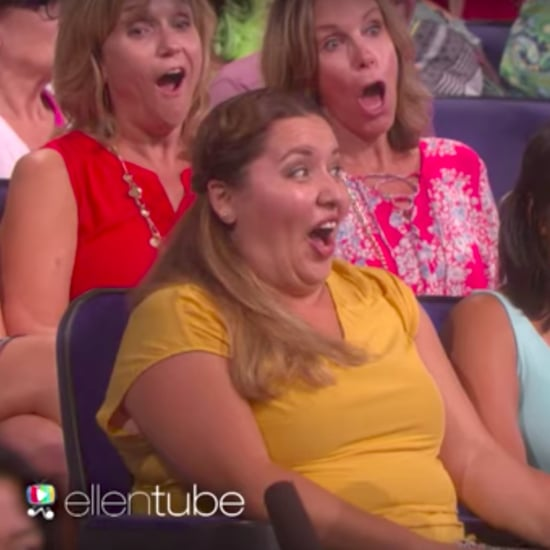Ellen DeGeneres Caught Audience Member Stealing | Video
