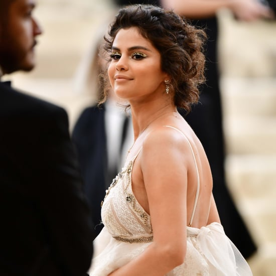 Selena Gomez Responds to 2018 Met Gala Tan Comments