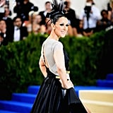 Celine Dion at the 2017 Met Gala