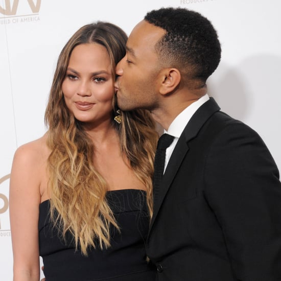 Chrissy Teigen and John Legend Producers Guild Awards 2017