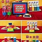Lego-Themed Teacher Party
