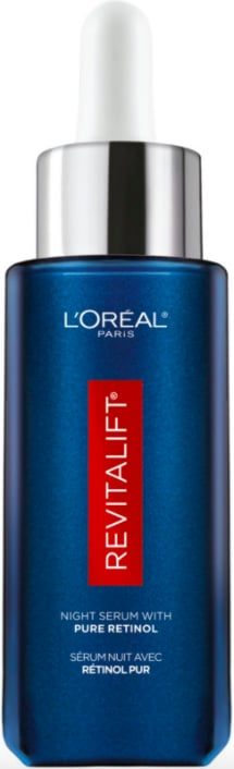 L'Oreal Paris Revitalift Derm Intensives Night Serum with 0.3% Pure Retinol