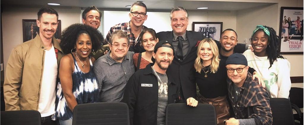 Veronica Mars Hulu Reboot Behind-the-Scenes Pictures