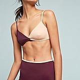If you're looking for a two-toned option, go with Solid & Striped's Brigitte bikini bottoms ($78).