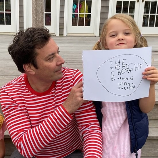 Jimmy Fallon Reflects on The Tonight Show at Home With Kids