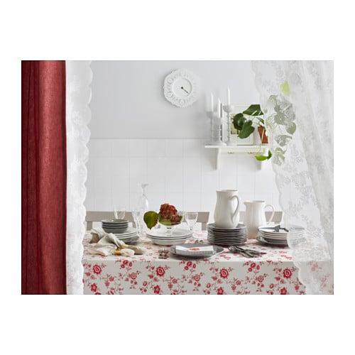 Inbjudande Tablecloth Ikea Wedding Decor Popsugar Home