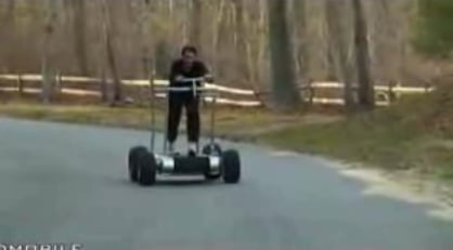 And I Thought Segways Were Dorky!