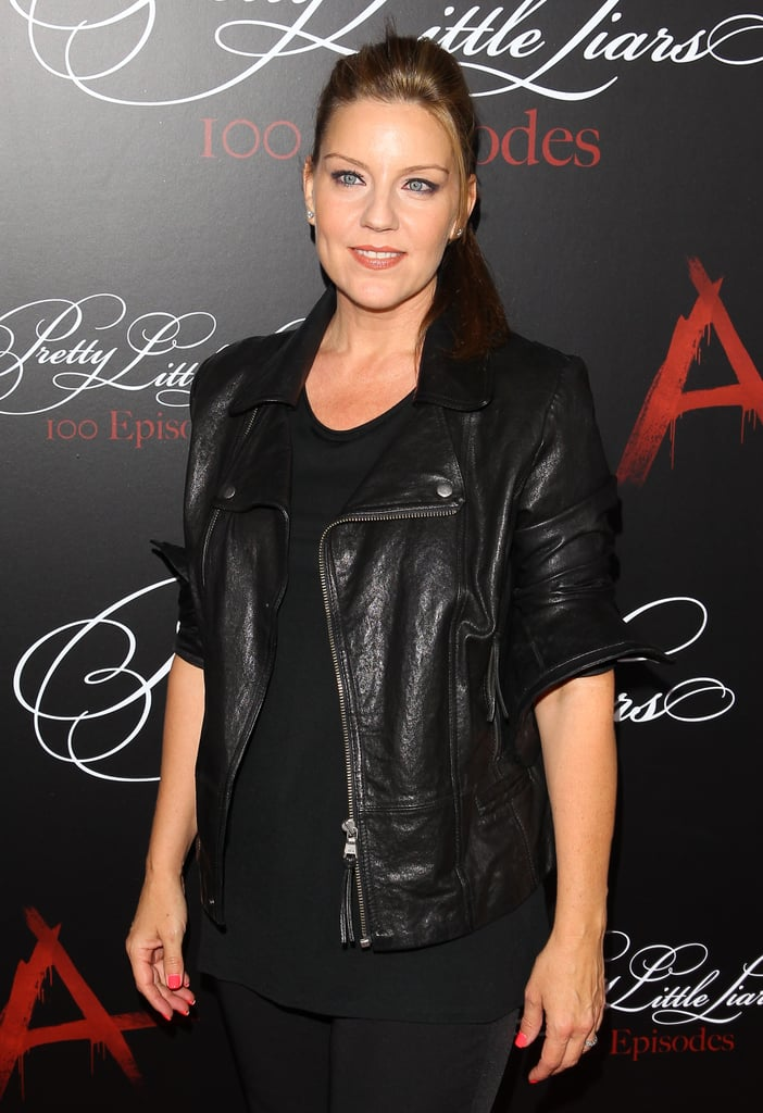 Andrea Parker Has Been Promoted to Series Regular