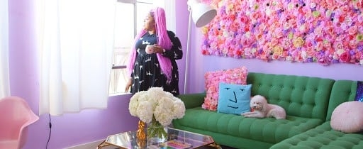 This Unicorn-Inspired Apartment Will Give You Envy