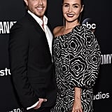 Camilla Luddington and Matthew Alan