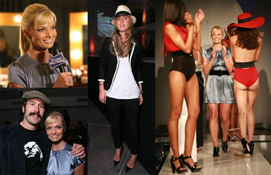 Jaime Pressly Brings J'aime to LA Fashion Week