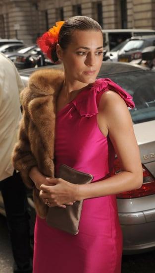 Yasmin Le Bon Designs Clothes for Wallis