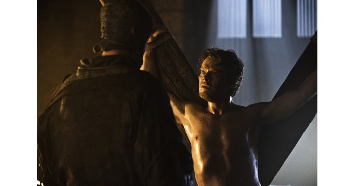Theon gets castrated game of thrones season 3 highlights popsugar entertainment photo 10 - Game of thrones 21 9 ...