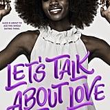 Aquarius — Let's Talk About Love by Claire Kann