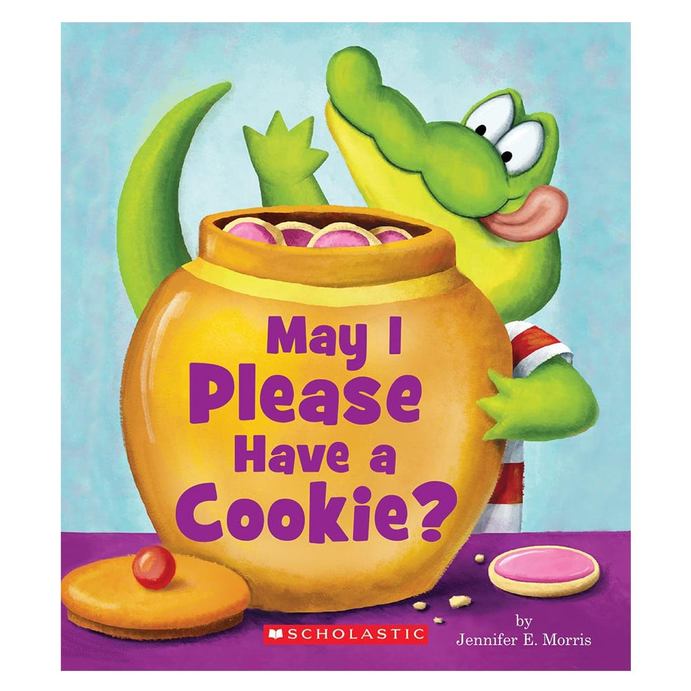 For 4-Year-Olds: May I Please Have a Cookie?