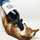 Fox Wine Bottle Holder